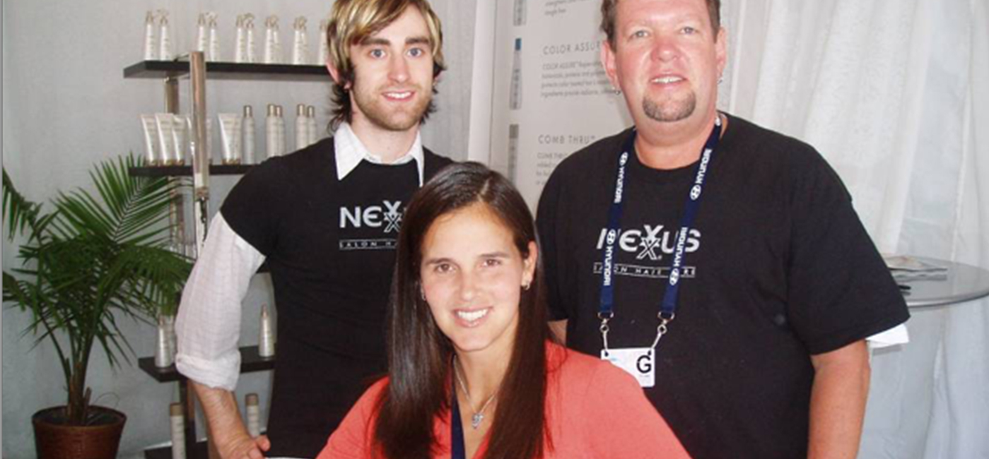 <h2> Nexxus Salon Hair Care</h2> <p>Strategic Development / Engagement / Brand Positioning / Retail</p>