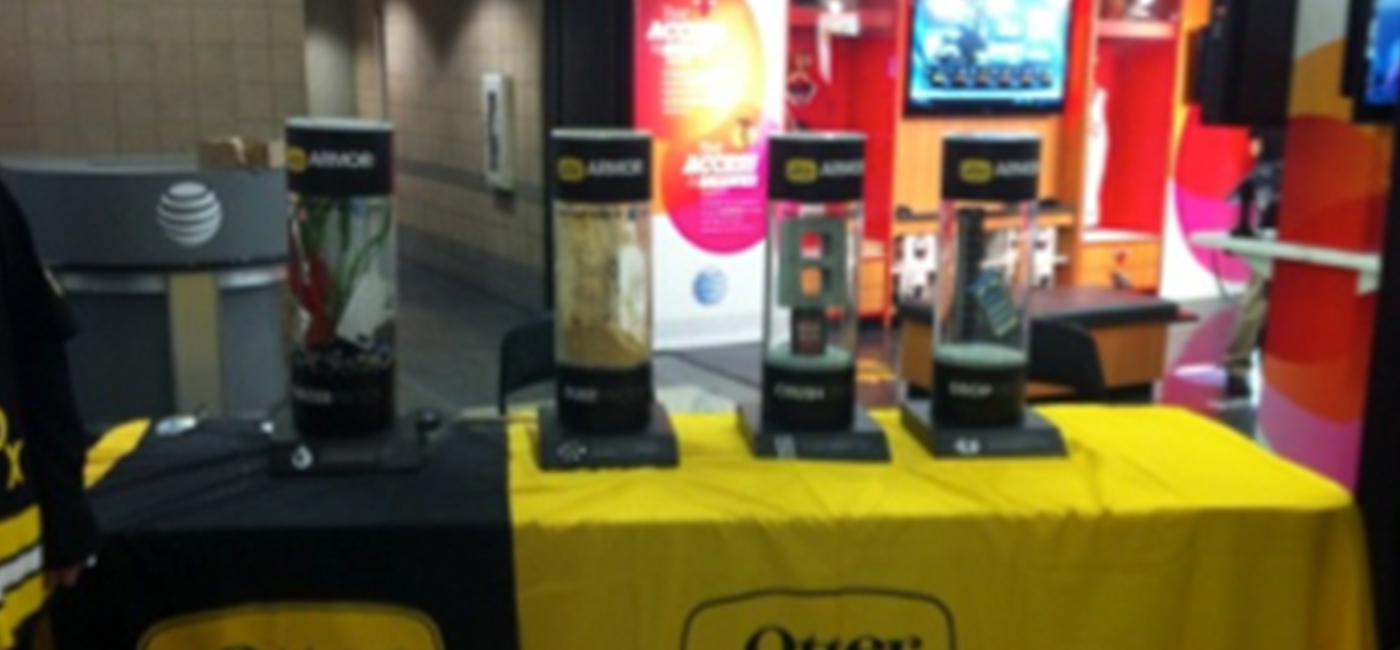 <h2>OtterBox</h2> <p>Strategic Consulting / Partnership Marketing / Product Launch / Public Relations / Retail</p>