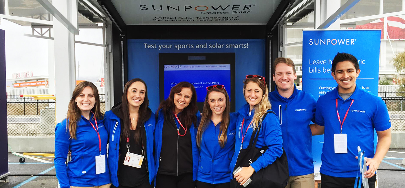 <h2>SunPower</h2> <p>Strategic Planning / Brand Awareness / Lead Generation / Consumer Engagement</p>